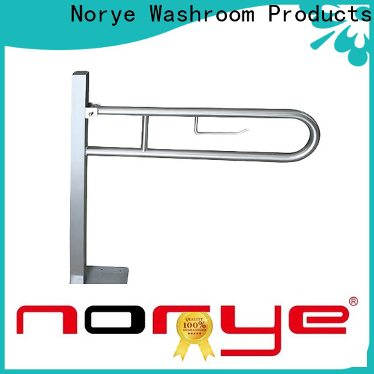 high quality safety grab bar white coated for home use
