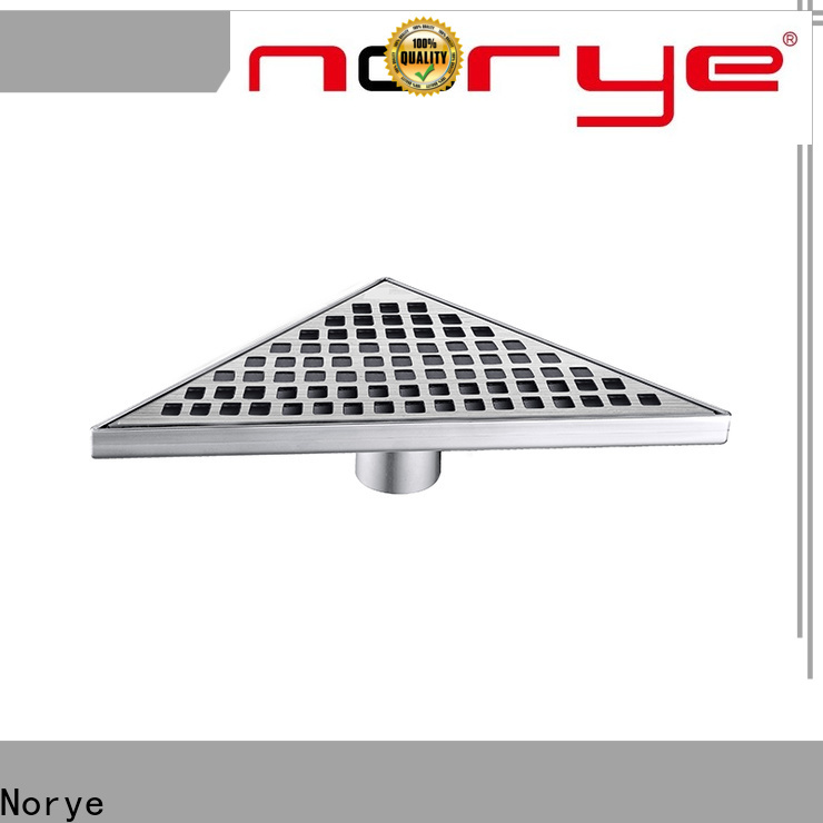 new stainless steel drain with good price for bathroom