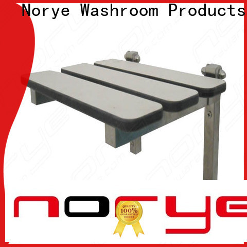 Norye stainless steel shower bench supply for home use