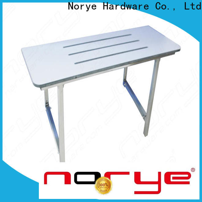 Norye metal shower bench inquire now for disabled people