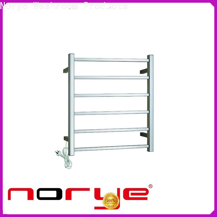 durable electric towel drying rack factory for hotel