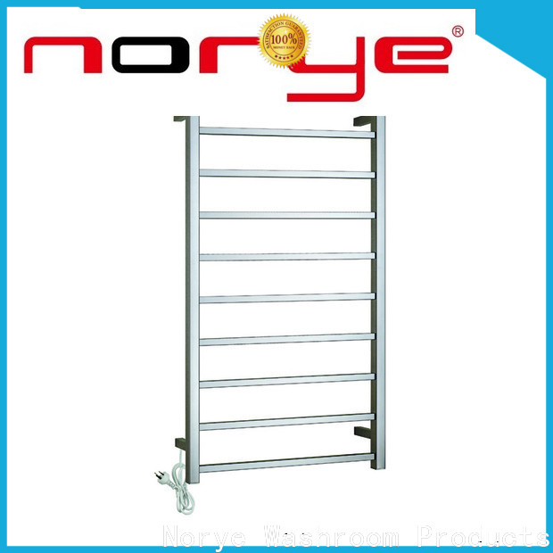 Norye stainless steel towel rail directly sale for home