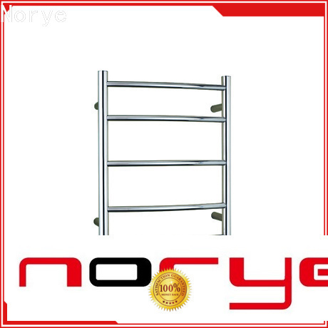 best value electric heated towel rail with thermostat supplier for bathroom