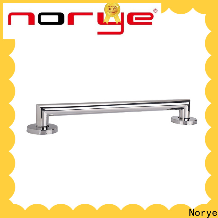 Norye peened grab bar factory direct supply for bathroom