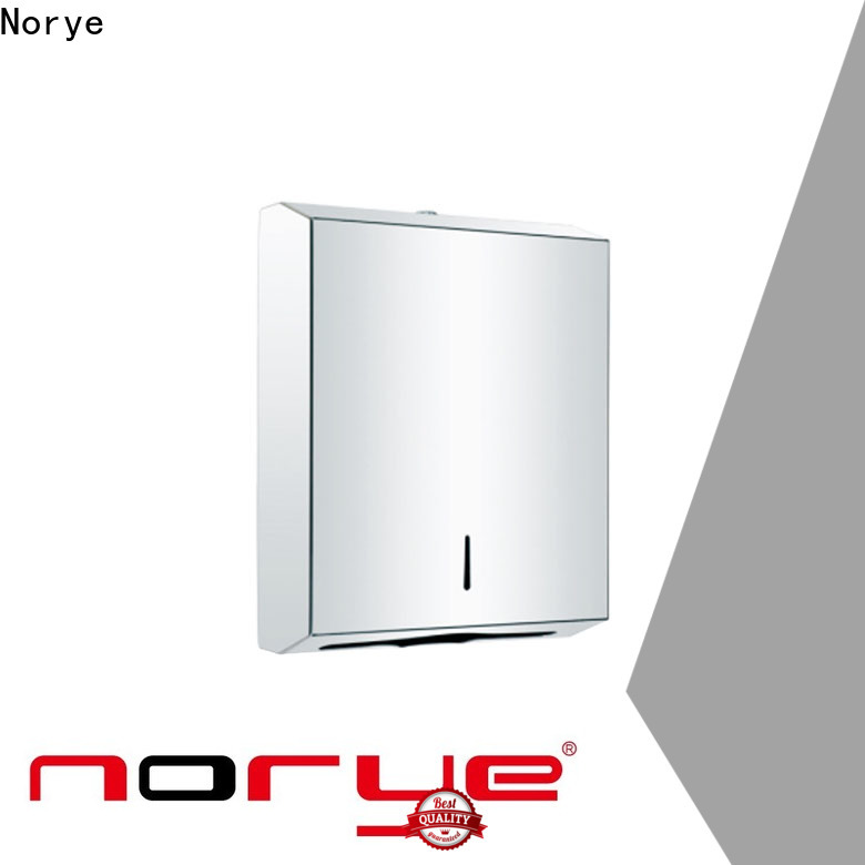 Norye popular paper towel dispenser metal manufacturer for home use