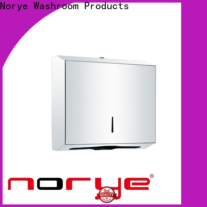 Norye hot-sale wall paper towel dispenser supply for washroom