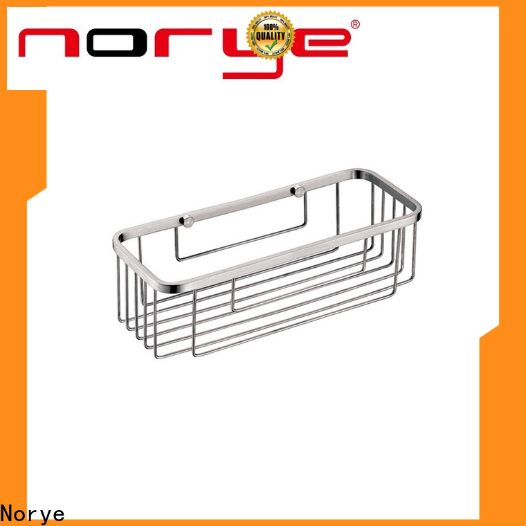 Norye oem stainless towel ring factory direct supply for washroom