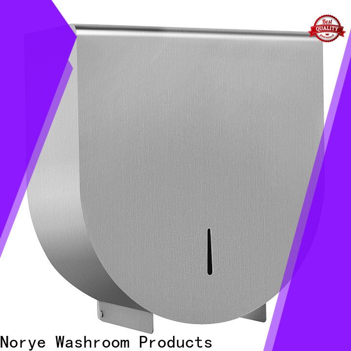 Norye toilet paper roll dispenser factory direct supply for family