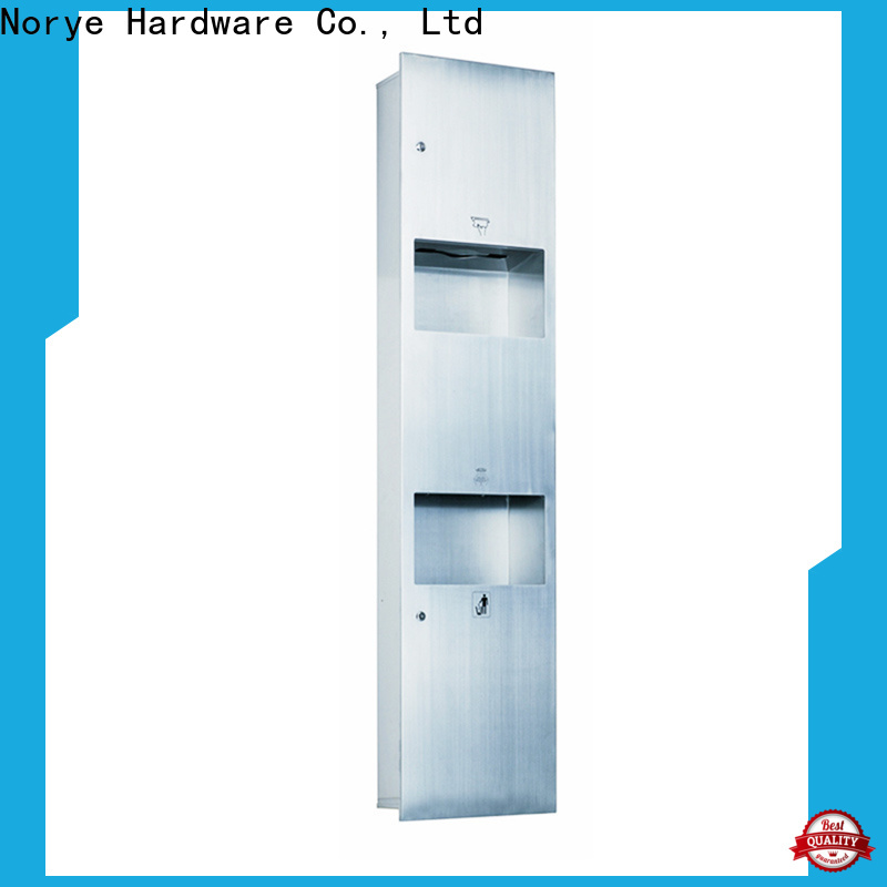 Norye convenient paper towel trash combo best manufacturer for home