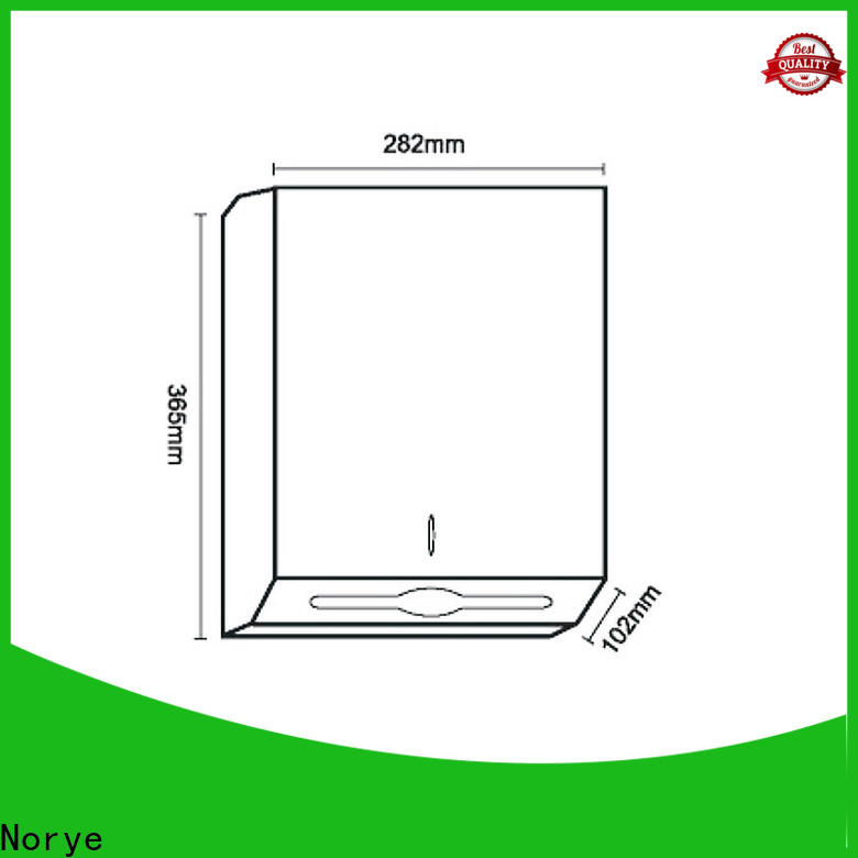 Norye residential paper towel dispenser from China for family