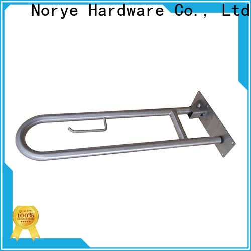 Norye stainless steel bath grab rails factory for hotel