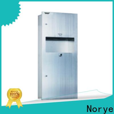Norye recessed trash receptacle best manufacturer for hotel