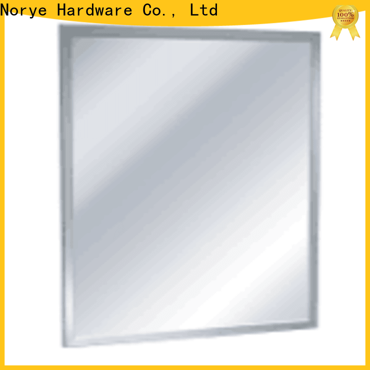 Norye factory price metal frame mirror with good price for bathroom