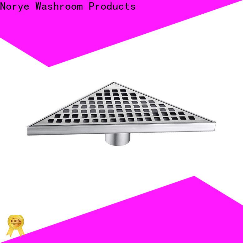 Norye factory price bathroom drain factory for bathroom