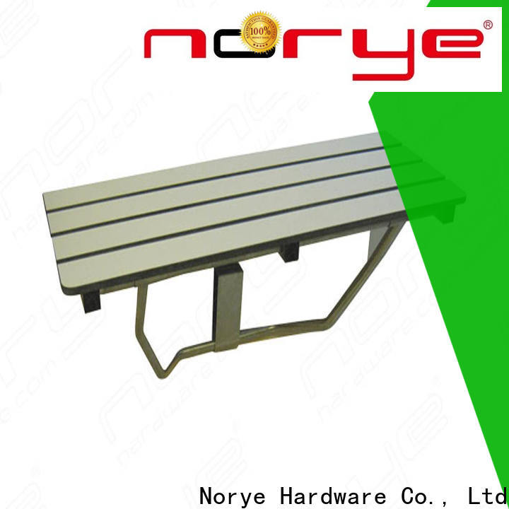 Norye disabled shower seats wall mounted supplier for residential