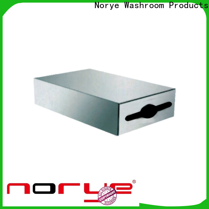 Norye stainless paper towel dispenser suppliers for bathroom
