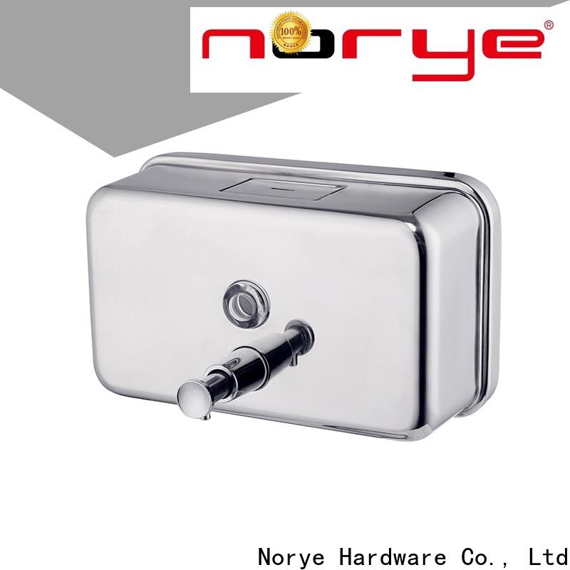 Norye commercial liquid soap dispenser manufacturer for hotel