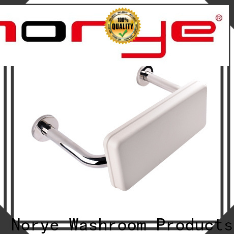 Norye practical toilet backrest for disabled supply for home use