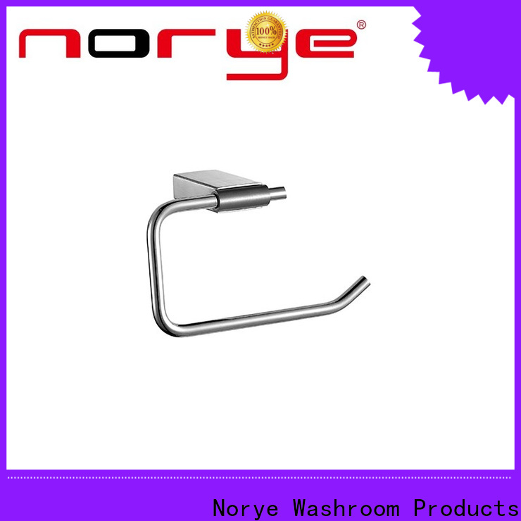 Norye high-quality stainless steel bathroom set supplier for home