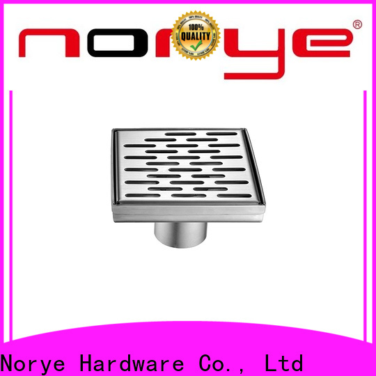 Norye factory price toilet floor drain best supplier for disabled people