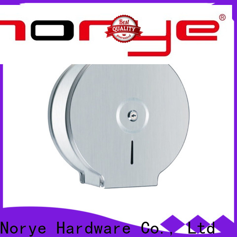 cost-effective stainless steel double roll toilet tissue dispenser supply for bathroom