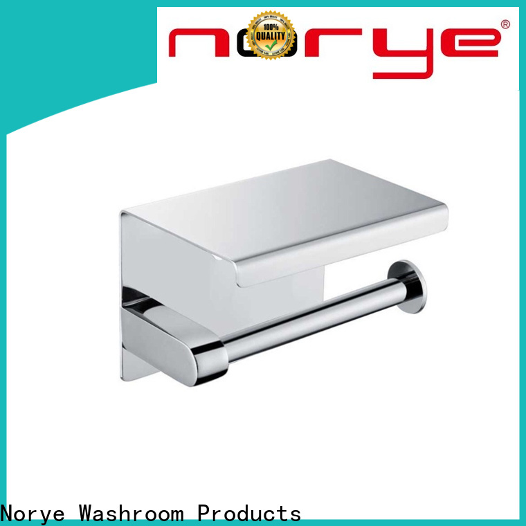 Norye quality wall mounted towel rack factory direct supply for home