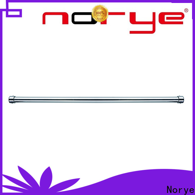 Norye quality bath curtain rod best manufacturer for home