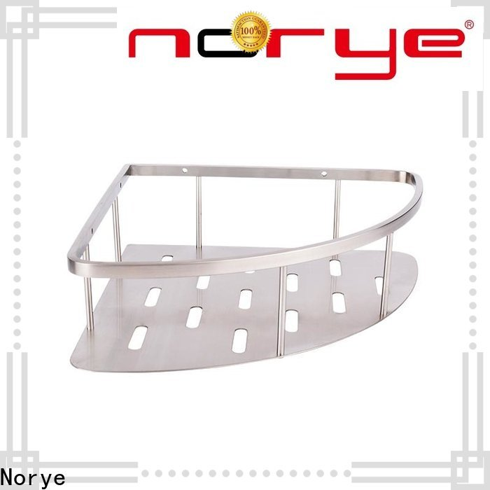 Norye wall mounted towel holders for bathrooms supply for hotel