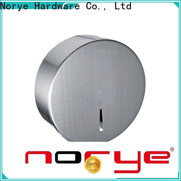 hot-sale stainless steel toilet roll dispenser manufacturer for family