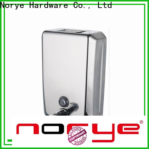 high quality stainless steel hand soap dispenser manufacturer for hotel