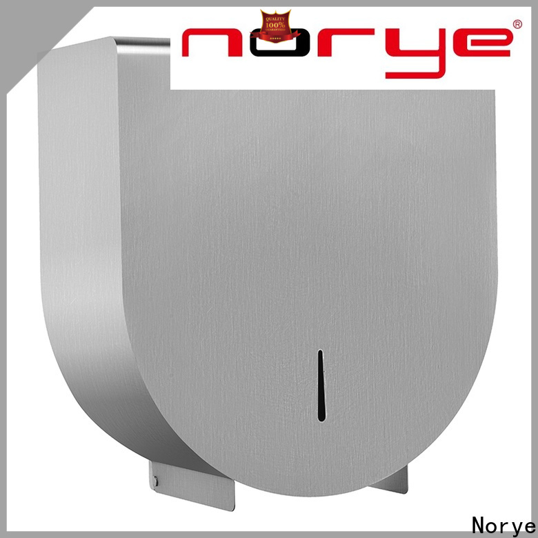 Norye top commercial toilet paper dispensers factory direct supply for home use