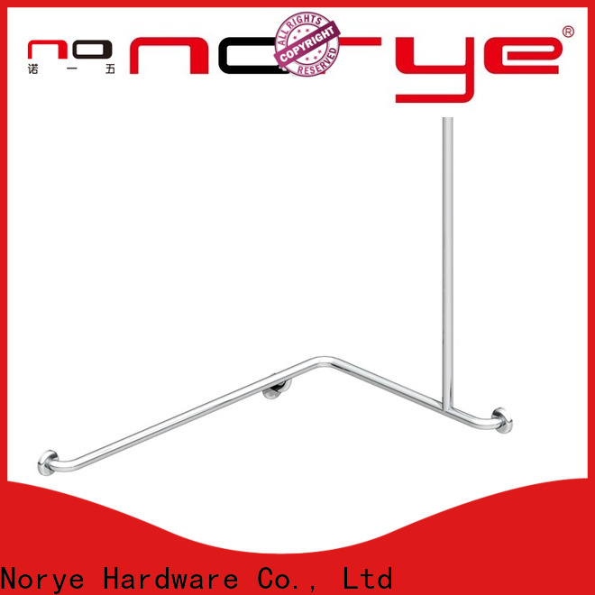 polished surface stainless grab bar series for home use