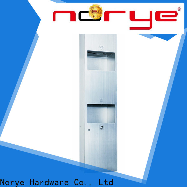 Norye hot-sale recessed paper towel dispenser wholesale for hotel