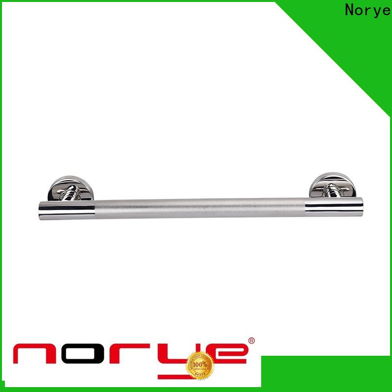 Norye bathtub safety grab bar white coated for bathroom