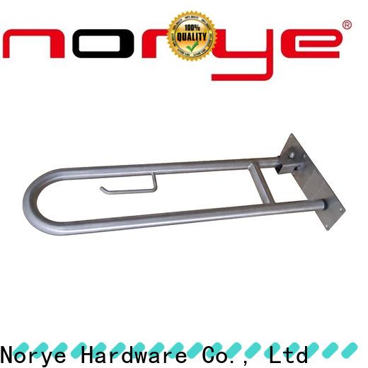 top stainless steel shower handrail best manufacturer for bathroom