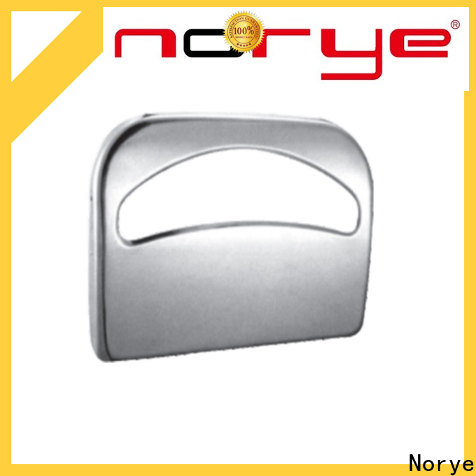 Norye cost-effective stainless steel seat cover dispenser from China for hotel