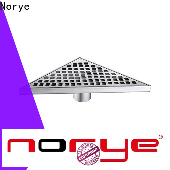 Norye quality toilet floor drain series for washrooms