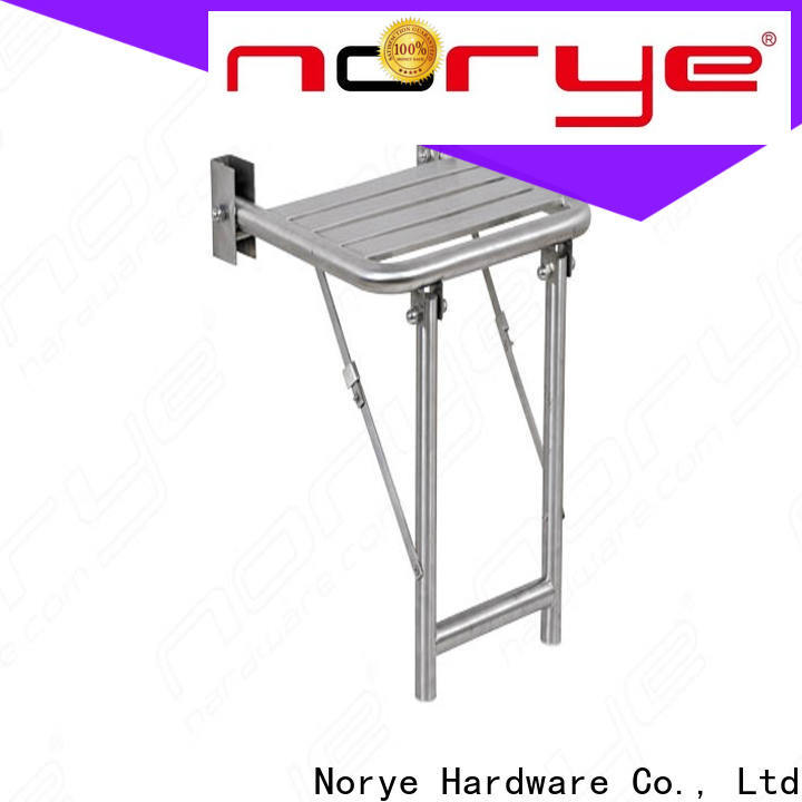 Norye bathroom seats stools with cushion pad for washrooms