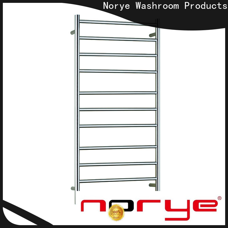 Norye latest heated towel rails factory for hotel