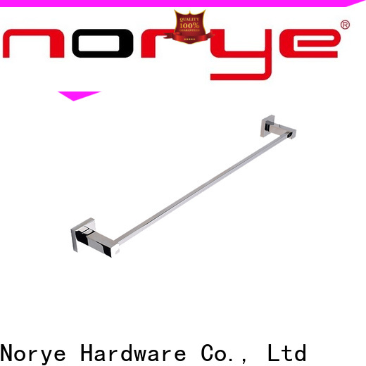 Norye hot selling glass bathroom shelf with good price for home