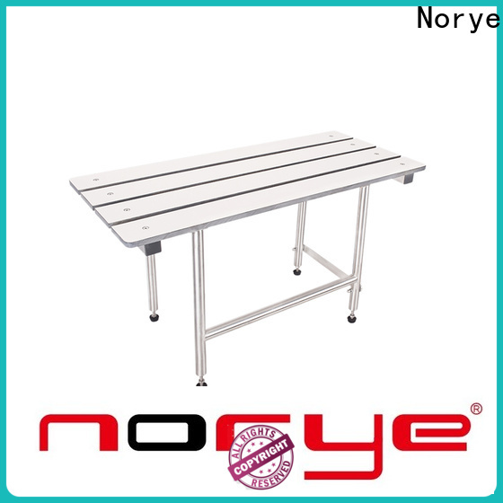 Norye hot-sale bath shower bench seat with good price for residential