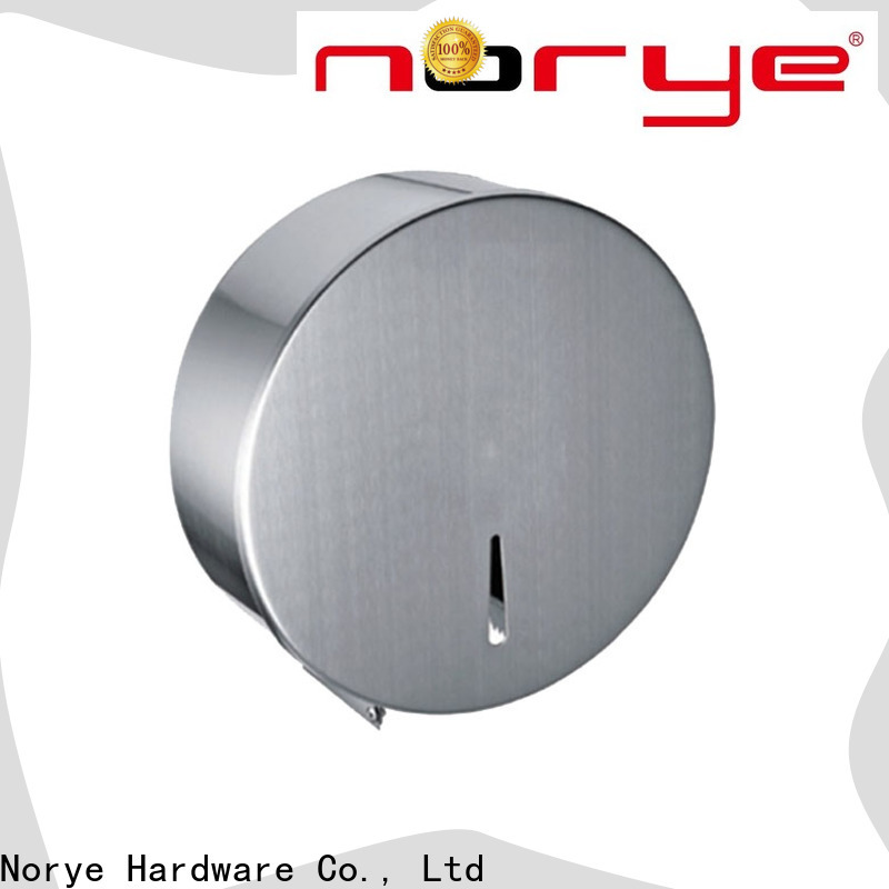 top quality stainless toilet paper dispenser directly sale for home use