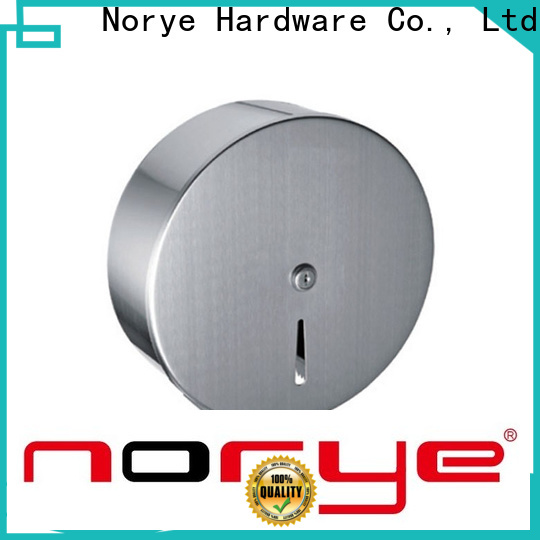 Norye stainless steel toilet paper dispenser commercial company for home use
