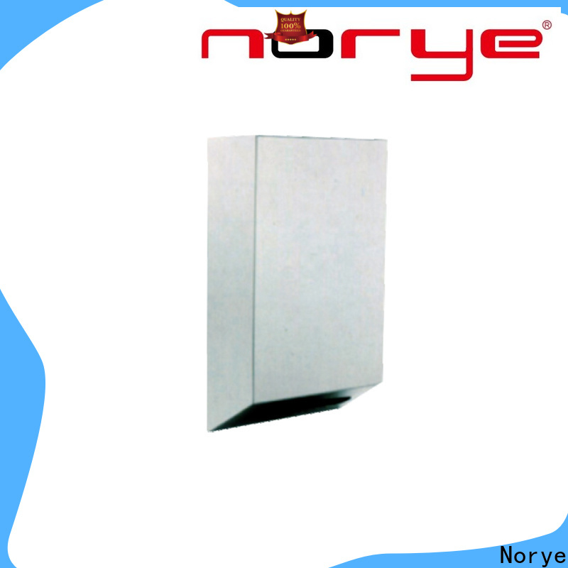 Norye hand paper towel dispenser factory for family