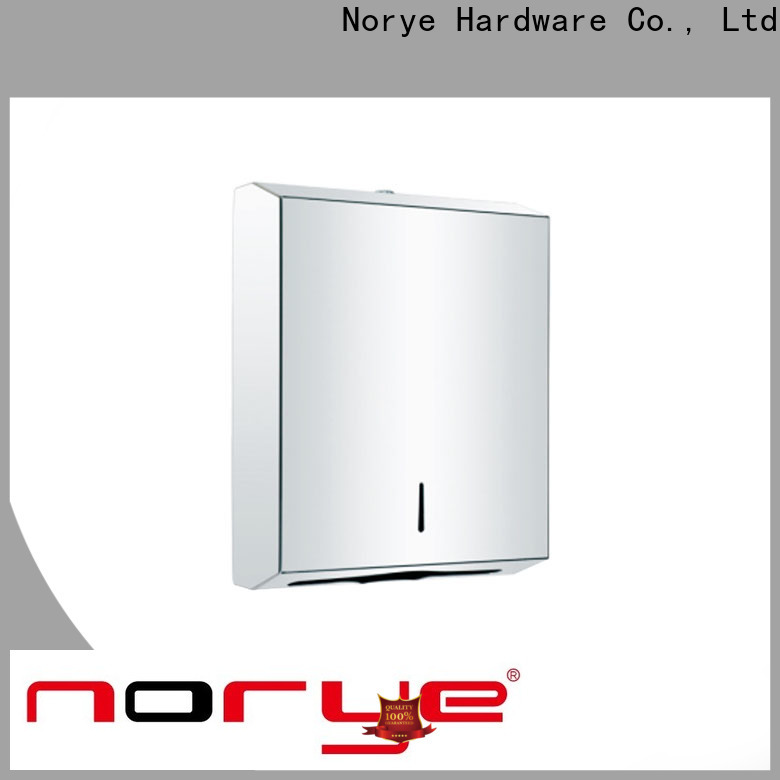 Norye factory price best commercial paper towel dispenser from China for hotel