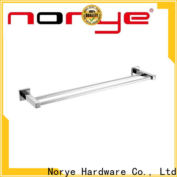 factory price wall mounted towel holders for bathrooms from China for home use