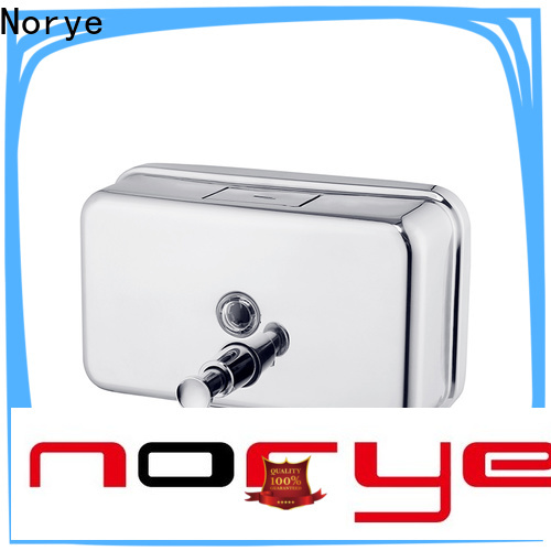 Norye oem wall mounted liquid soap dispenser supplier for home use