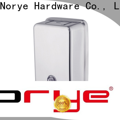 Norye new liquid soap dispenser stainless steel with good price for bathroom