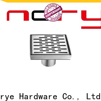 top stainless steel drain cover suppliers for washrooms