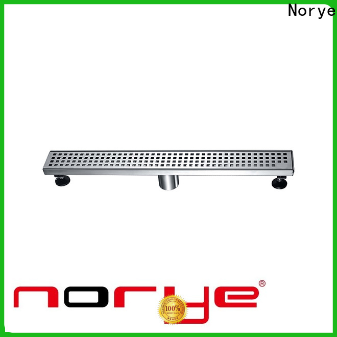 Norye bathroom floor drain factory direct supply for disabled people